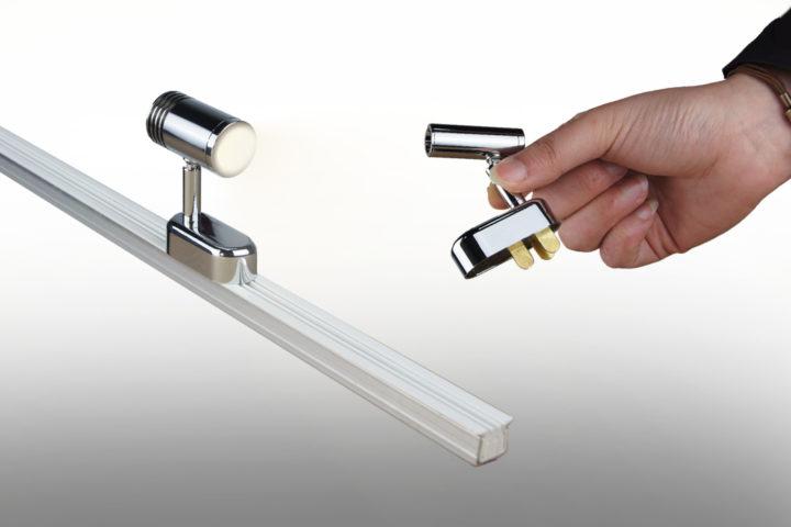 Showcase LED Track Light